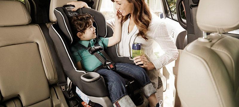 ¿Cuál es la silla de coche más adecuada para tu hijo?