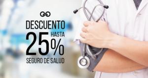 Seguro de salud en Castellón con descuento