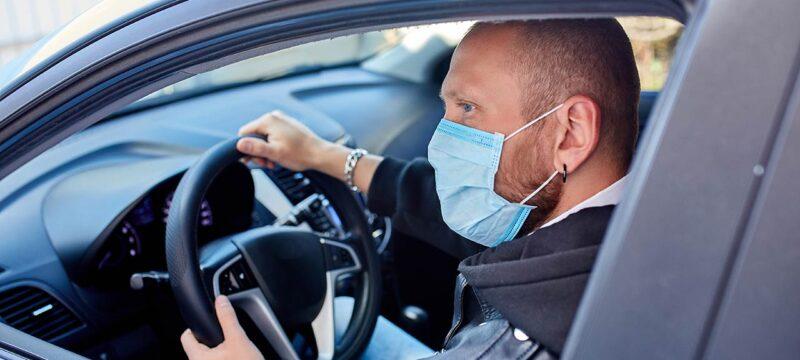 ¿Cuándo es obligatorio llevar la mascarilla en el coche en Castellón?