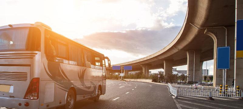 Viaja en transporte público, viajas asegurado