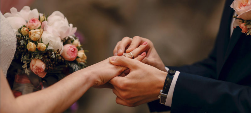 Seguro de bodas. Sí quiero y quiero estar seguro