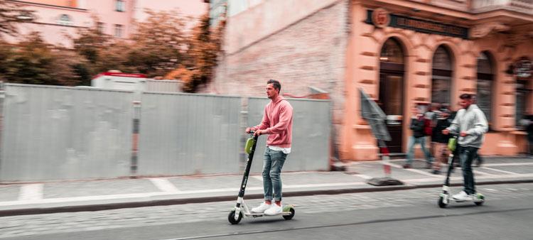 ¿Existen los seguros para patinetes eléctricos?