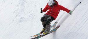 Esquí completamente seguro