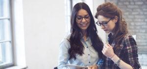 Más mujeres en el sector de las aseguradoras